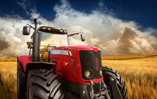 Agriculture Equipment - Red Tractor small