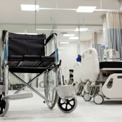 Medical & Healthcare Wheelchair small