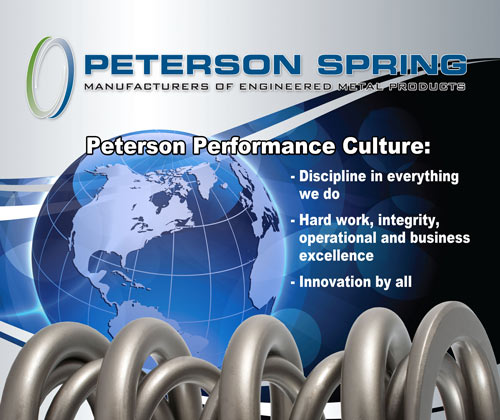 Peterson Spring Performance Culture
