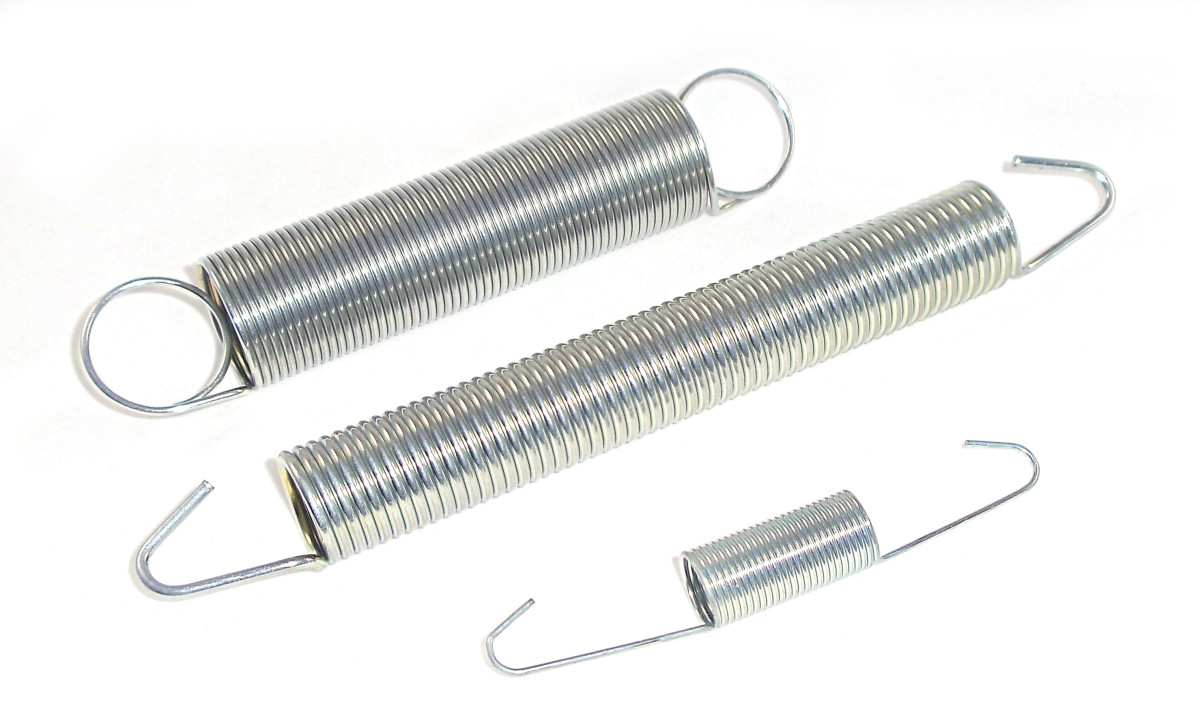 Springs Compression Extension Torsion Peterson Spring